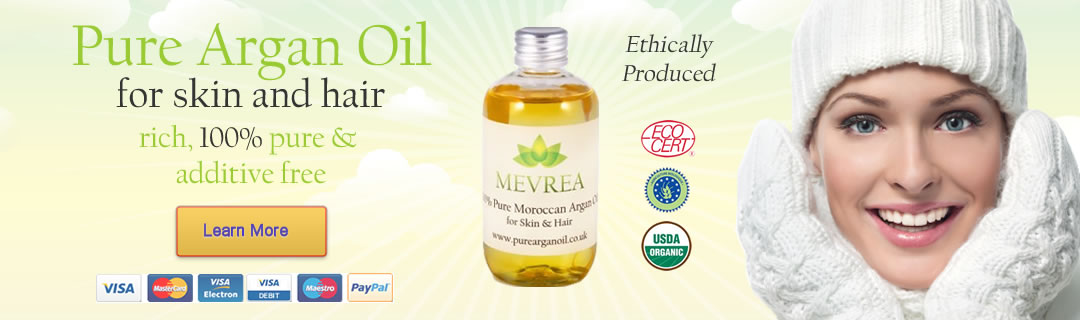 Learn More About Argan Oil